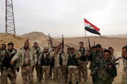 البنتاغون : القوات السورية فرت سريعا امام ضربات داعش في تدمر