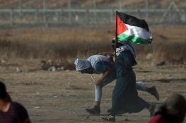 حماس : مسيرات العودة أربكت الحسابات الامريكية والاسرائيلية