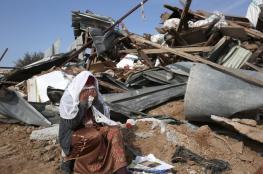 جرافات الاحتلال تهدم قرية العراقيب للمرة 142 على التوالي