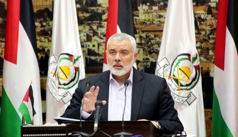 هنية: حماس تتحرك وفق خمس أولويات