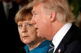 ميركل تهاجم ترامب وتصف سياسته بالانعزالية