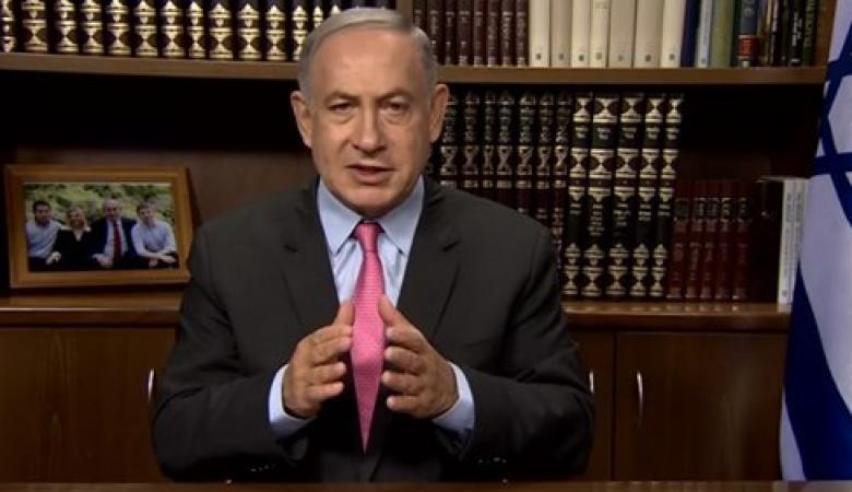 نتنياهو يعترف بقصف اهداف ايرانية في العراق