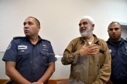 محامي الشيخ صلاح يتهم النيابة الاسرائيلية بتلفيق التهم له