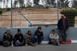 السماح للعمال الفلسطينين بالمبيت في الاراضي المحتلة