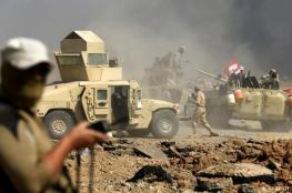 القوات العراقية تدخل القائم آخر معاقل داعش على الحدود السورية