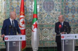 الجزائر تمنح تونس 150 مليون دولار لمواجهة أزمتها الداخلية