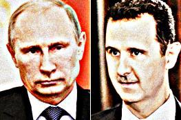 روسيا تجدد تمسكها ببشار الأسد