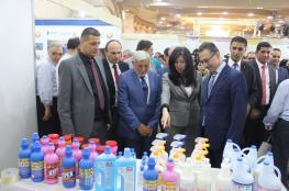 بمشاركة 80 شركة ..افتتاح معرض الصناعات الاردنية في الخليل