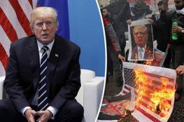 سي ان ان : عام سيء قادم على ترامب ومن القدس يأتي الحساب