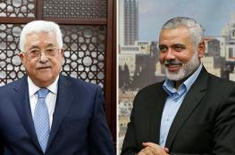 """تقارب حماس وفتح يثير مخاوف وقلق """"اسرائيل """""""