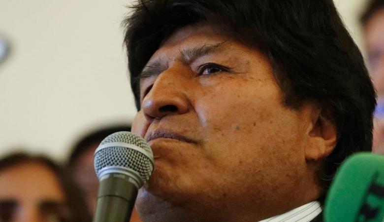 """الرئيس البوليفي المستقيل يغادر إلى المكسيك """"لاجئا"""""""