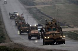ترامب يوافق على اعادة النظر في الانسحاب الامريكي من سوريا