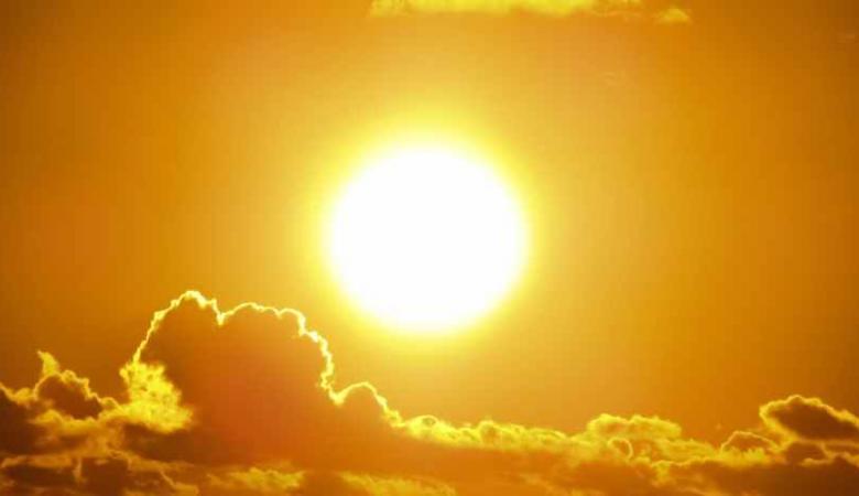 حالة الطقس : |اجواء حارة تستمر لأيام