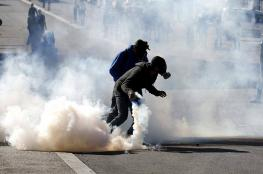 شهيدان و153 إصابة خلال مواجهات مع الاحتلال لليوم السادس على التوالي