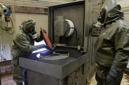 العراق يدمر آخر اسلحته الكيماوية