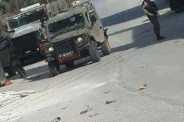 الاحتلال يعتدي على طلبة اللبن الشرقية ويمنعهم من الوصول إلى مدرستهم