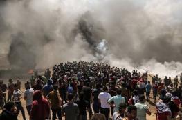 الجيش الاسرائيلي : لا نية لحماس بتسخين  الأوضاع على حدود غزة