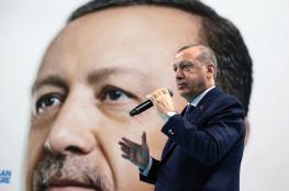 """اردوغان يصف ما يحدث في باريس """"بالاعمال الارهابية """""""