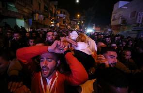 استشهاد شاب خلال مواجهات مع الاحتلال في جنين