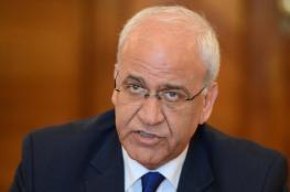 عريقات في الأمم المتحدة: حماس والجبهة الشعبية منظمتان غير ارهابيتين