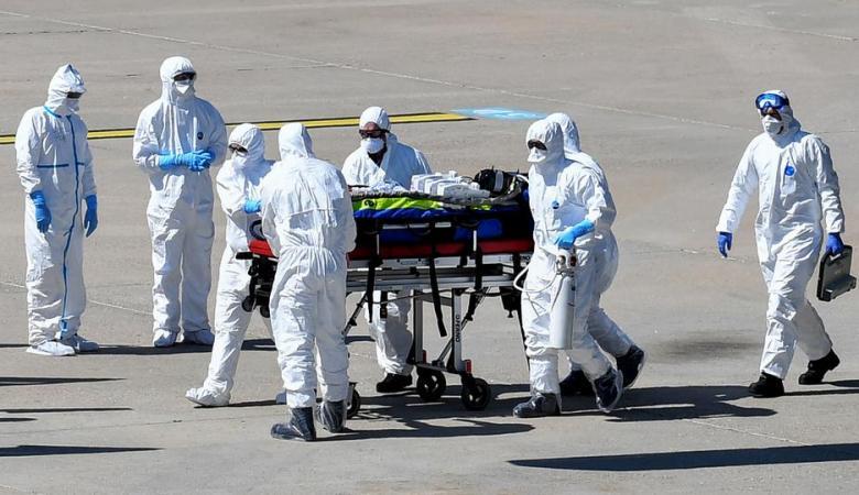 أكثر من 662 الف حالة وفاة بفيروس كورونا المستجد