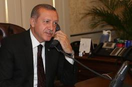 أردوغان يهنّئ الأمير محمد بن سلمان على تعيينه ولياً للعهد.. ويحدد موعداً ومكاناً للقائه