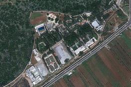 اسرائيل تنشر صورة استثنائية للهجوم على المفاعل النووي السوري