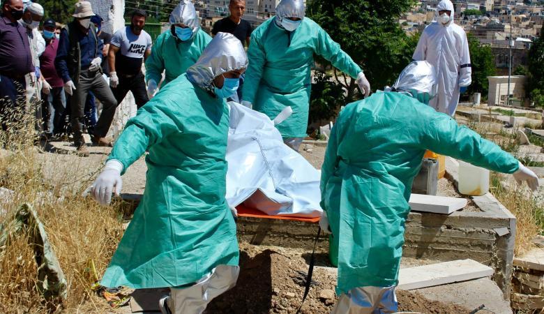 تسجيل حالتي وفاة جديدتين في الخليل بفيروس كورونا