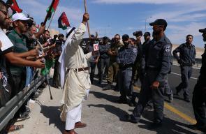 مسيرة سلمية عقب صلاة الجمعة تضامناً مع أهالي قرية الخان الأحمر المهددة بالهدم