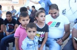جنين : 3 أطفال كانوا  ينتظرون هداياه!...لكن القدر كان بانتظاره