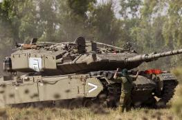 جيش الاحتلال يحافظ على جهوزيته العالية على حدود غزة
