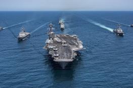 الجيش الأمريكي يتأهب لعملية عسكرية في الخليج