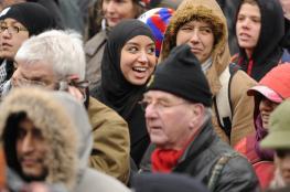 دراسة تؤكد : اعداد المسلمين في اوروبا بازدياد