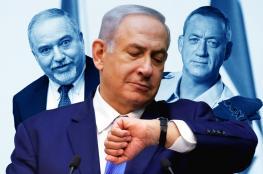 غالبية الاسرائيليين يرفضون تشكيل حكومة برئاسة نتنياهو