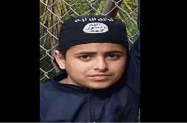 طفل فلسطيني من تنظيم داعش يفجر نفسه بمدينة الرقة السورية