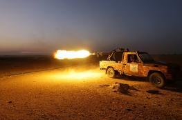 الجيشان الحر والتركي يتقدمان ومحاولة اقتحام أول أحياء عفرين