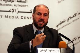 الهباش خلال لقاء مع الامام الاكبر : نحذر من مذبحة كبرى