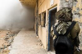الاحتلال ينهي تدريباً يحاكي القتال داخل قطاع غزة
