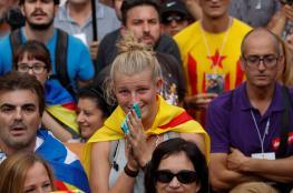 الاتحاد الاوروبي واميركا يرفضان استقلال كتالونيا
