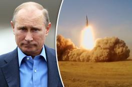 بوتين : روسيا لن تغمض عيونها عن نشر الصواريخ الامريكية التي تشكل تهديدا مباشرا لأمننا