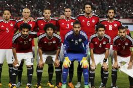 مصر تتصدر العرب في تصنيف الفيفا