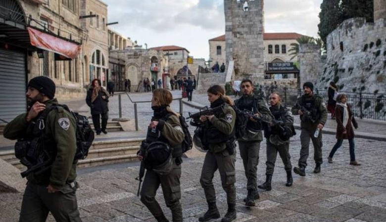 الاحتلال يُحول القدس لثكنة عسكرية