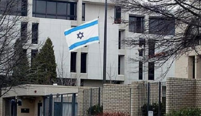 حالة من الهلع في السفارة الإسرائيلية بواشنطن