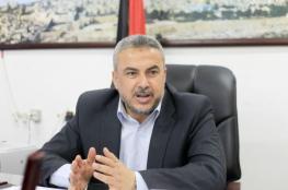 حماس : مستعدون لتسليم القطاع لحكومة الوفاق الوطني