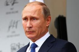 بوتين يطلب عقد جلسة طارئة لمجلس الامن لبحث الضربات العسكرية على سوريا