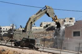 الرئيس ابو مازن يجري اتصالات لوقف الهدم في القدس