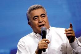 زعيم احزاب اليسار : سنقطع الدولار عن حماس وسنقيم السلام مع السلطة
