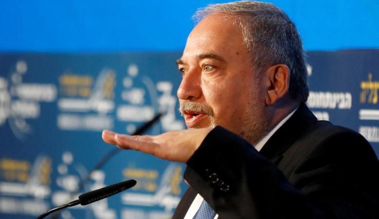 ليبرمان: كل القتل والدمار الذي سيخلفه التصعيد تتحمل مسؤوليته حماس