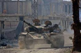 """الامم المتحدة : النظام السوري يخطط لما يشبه """"نهاية العالم """""""