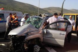 مصرع 8 أشخاص وإصابة 764 في 955 حادث سير الشهر الماضي